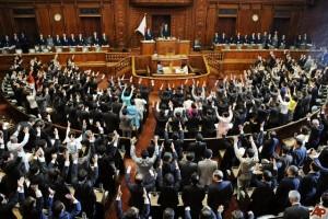 #99 – Nền chính trị mới của Nhật Bản