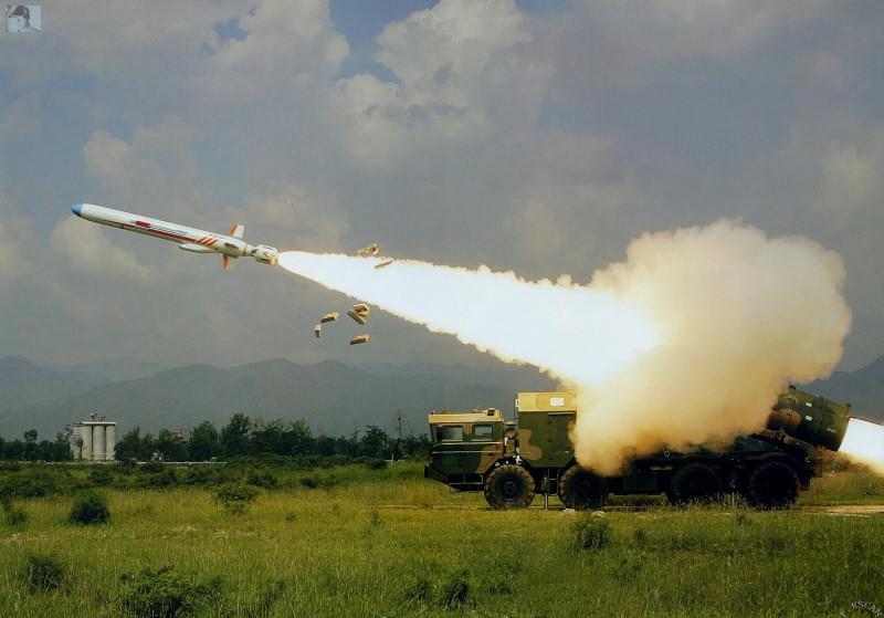 P-800 missile