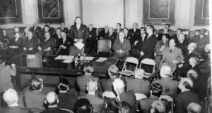 Điều gì giúp hình thành Hệ thống Bretton Woods?