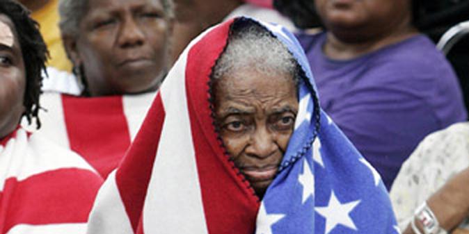 olderwomanwrappedinflag2