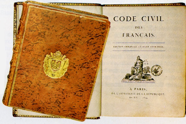 code-civil-napoleon