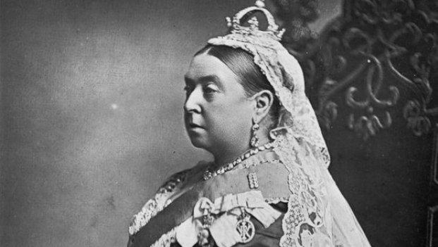 Viktoría-drottning