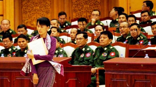 MYANMAR SUUKYI/