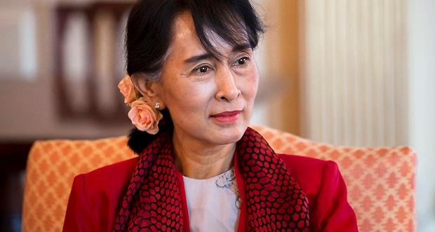 US Suu Kyi