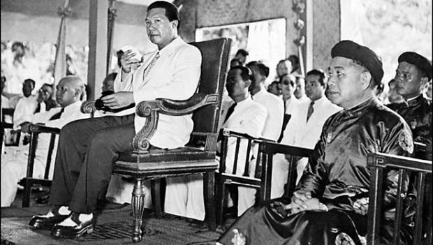 Kết quả hình ảnh cho Tổng Thống Diệm và tướng Dương Văn Minh,