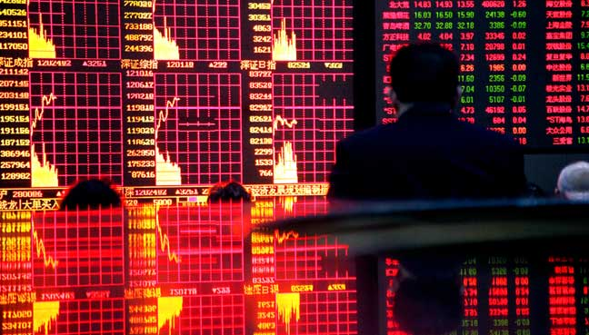 china-stock-exchange