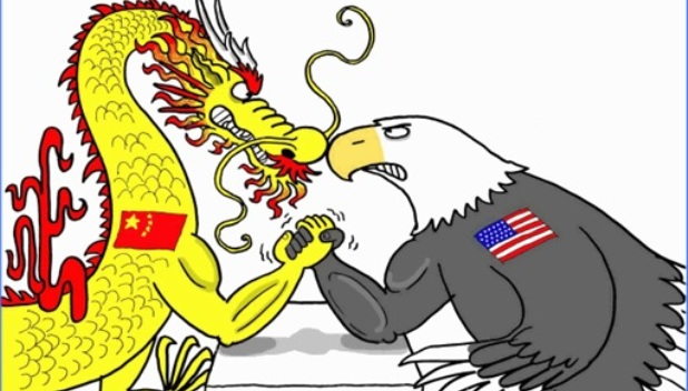 China-vs-America-Dragon-arm-wrestling-Eagle
