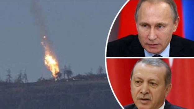 Turkey-Russia Boiling Point: Will Putin Retaliates for Downing Jet?