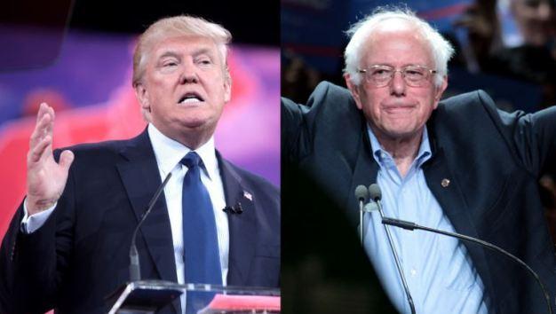 Trump-Sanders